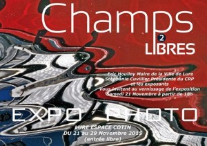 image exposition champs libres