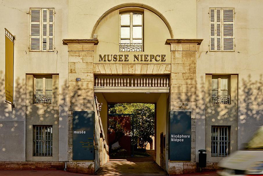 lien vers le site du musée niepce